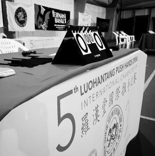 Mesa arbitraje Open Luohantang 2019