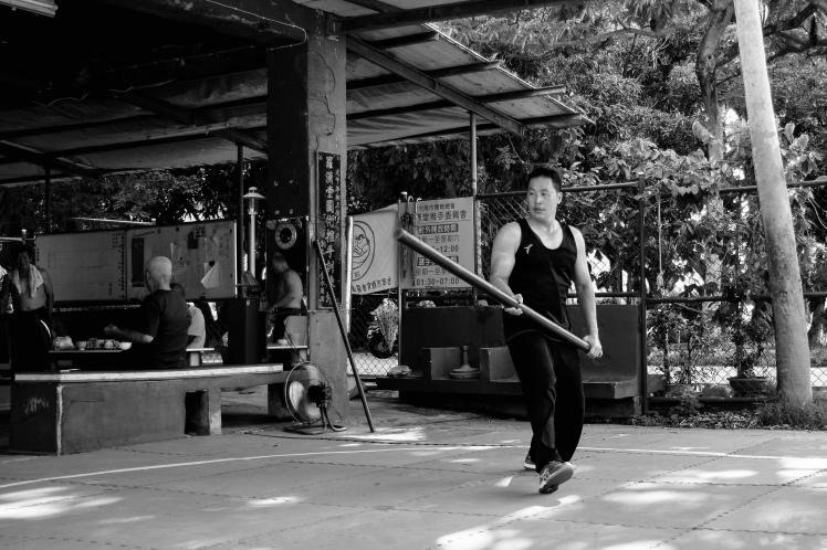 Maestro Zhuang Kaijun - Luohantang
