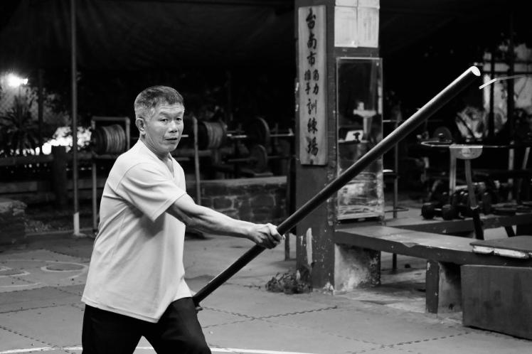 Maestro Hong Qing Hai - Luohantang